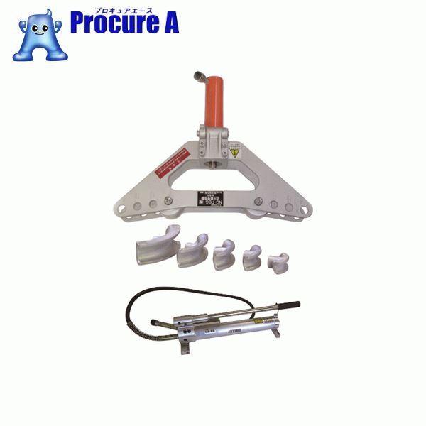 西田 油圧ガス管ベンダ NC-PB-G1-HP ▼430-5841 (株)西田製作所