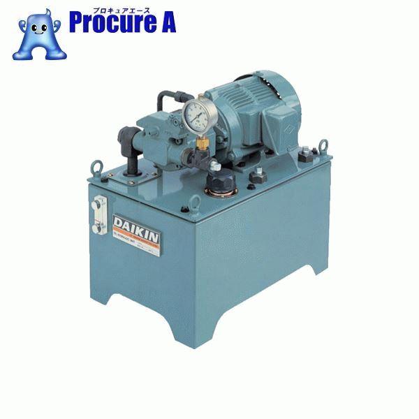 ダイキン 油圧ユニット ND89-201-50 ▼819-5916 ダイキン工業(株)