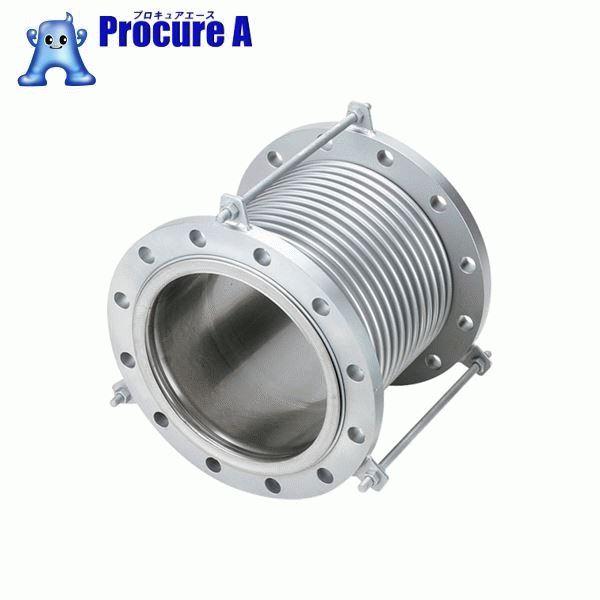 NFK 排気ライン用伸縮管継手 5KフランジSS400 pm2 5
