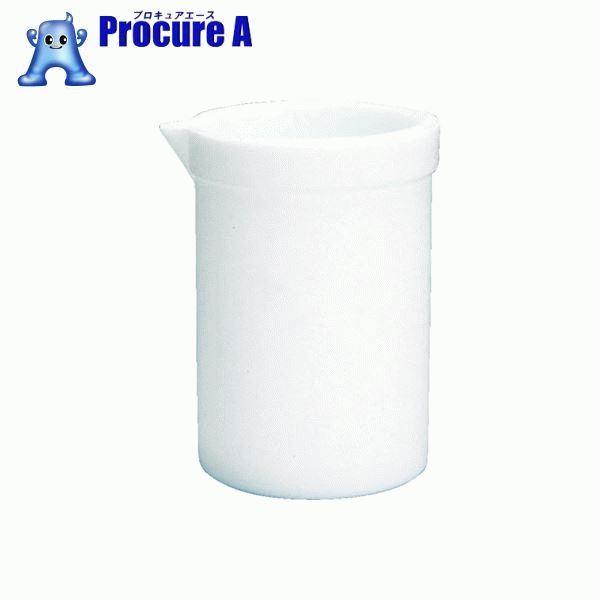 フロンケミカル フッ素樹脂(PTFE) 肉厚ビーカー250cc NR0202-004 ▼391-5964 (株)フロンケミカル