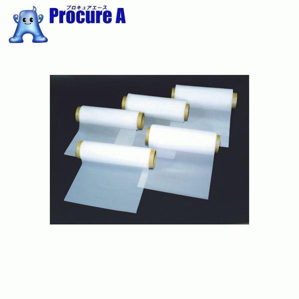 フロンケミカル フッ素樹脂(PTFE)ネット 4メッシュW600X500L NR0515-004 ▼391-6073 (株)フロンケミカル