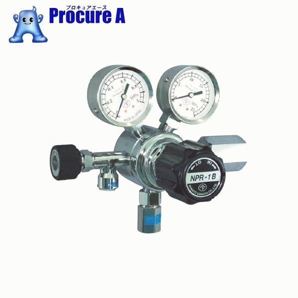 ヤマト 分析機用圧力調整器 NPR-1B NPR1BTRC12 ▼434-4855 ヤマト産業(株)