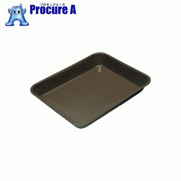 フロンケミカル フッ素樹脂コーティング標準バット 標準8 膜厚約50μ NR0376-007 ▼835-8651 (株)フロンケミカル