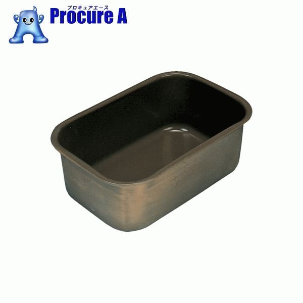 フロンケミカル フッ素樹脂コーティング深型バット 深8 膜厚約50μ NR0377-009 ▼835-8678 (株)フロンケミカル