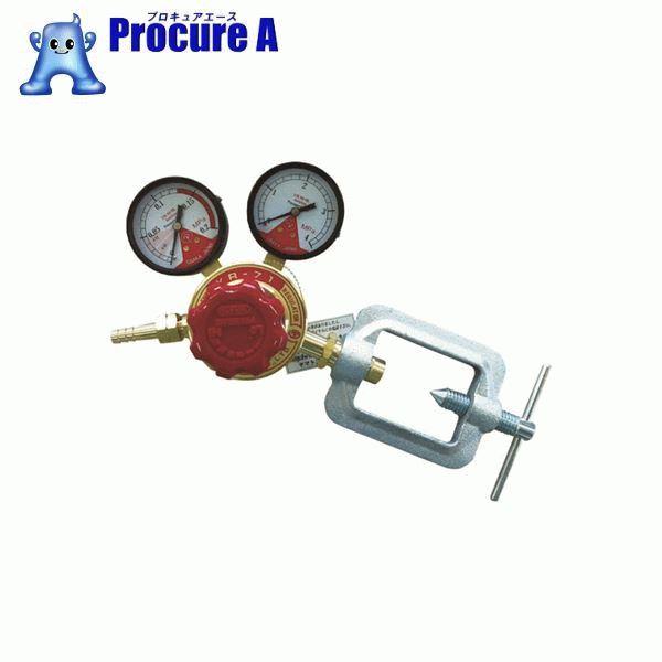 ヤマト 全真鍮製アセチレン調整器 YR-71 YR-71 ▼281-6199 ヤマト産業(株)