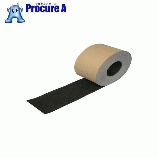 NCA ノンスリップテープ(標準タイプ) 黒 NSP30018 ▼435-7728 (株)ノリタケコーテッドアブレーシブ