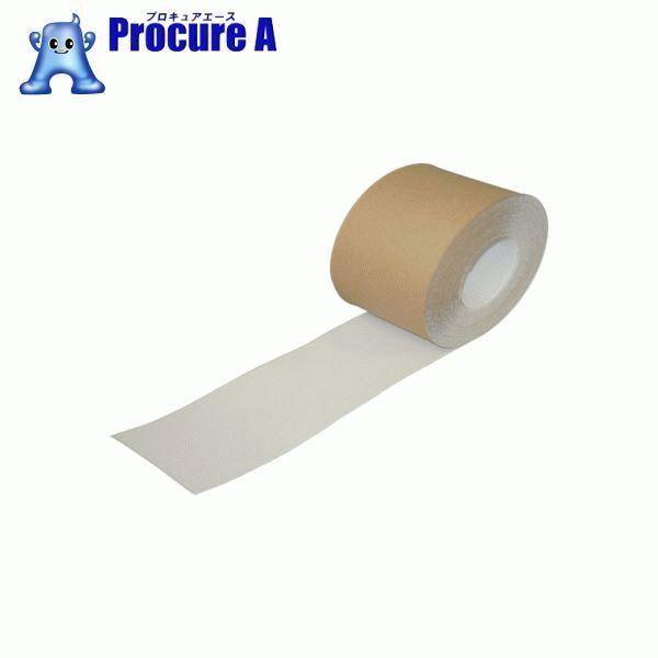 NCA ノンスリップテープ(標準タイプ) 白 NSP30018 ▼435-7761 (株)ノリタケコーテッドアブレーシブ