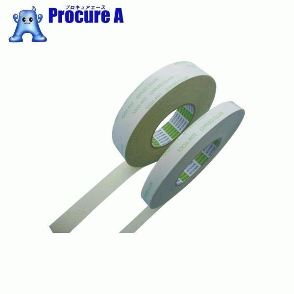 日東 油面接着用低VOC両面テープ OW-5016 10mmX50m OW5016-10 80巻▼829-0877 日東電工(株) Nitto
