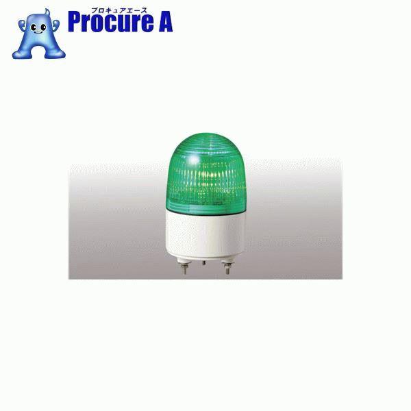 パトライト 小型LED表示灯 色:緑 PES-24A-G ▼453-8455 (株)パトライト 【代引決済不可】【送料都度見積】