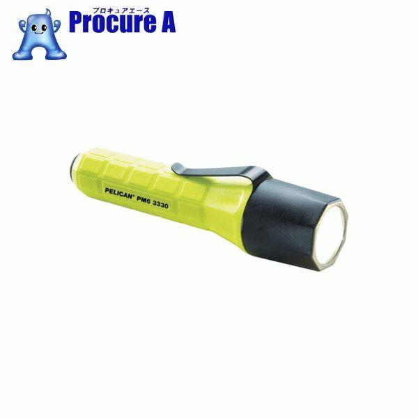 PELICAN PM6 3330 黄 LEDライト PM63330LED-YE ▼440-1425 PELICAN PRODUCTS社