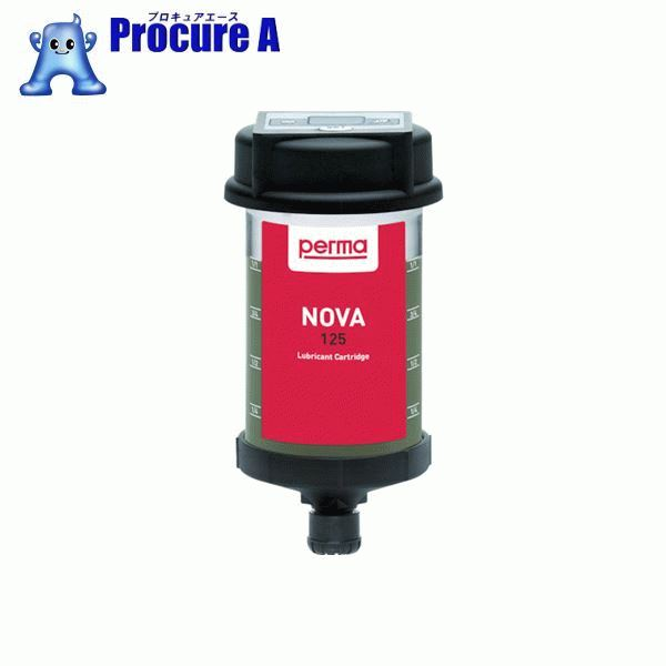 perma パーマノバ 温度センサー付き自動給油器 標準グリス125CC付き PN-SF01-125 ▼820-2788 パーマテック社