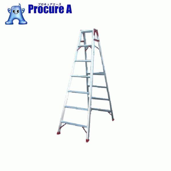 ピカ はしご兼用脚立PRO型 7尺 PRO-210B ▼330-4159 (株)ピカコーポレイション Pica
