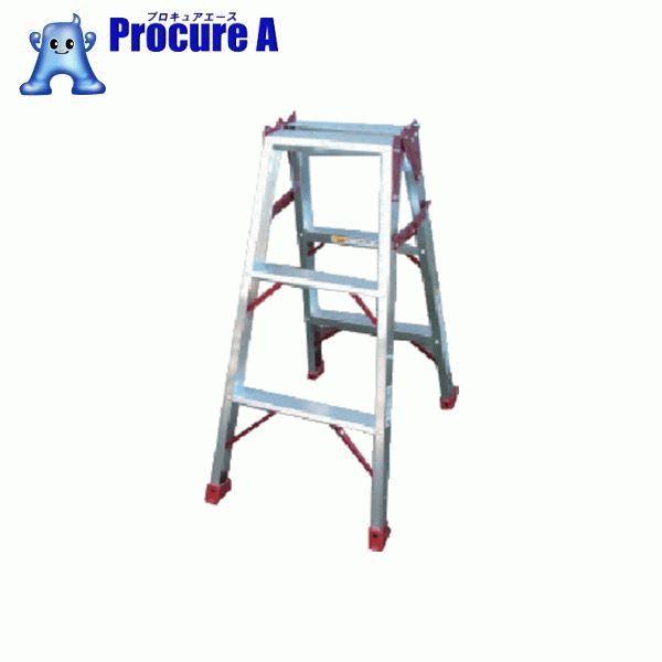 ピカ はしご兼用脚立PRO型 3尺 PRO-90B ▼330-4167 (株)ピカコーポレイション