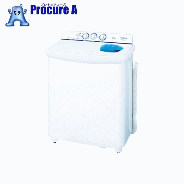 日立 日立2槽式洗濯機 PS-H45LCP ▼819-9612 日立アプライアンス(株) 【代引決済不可】
