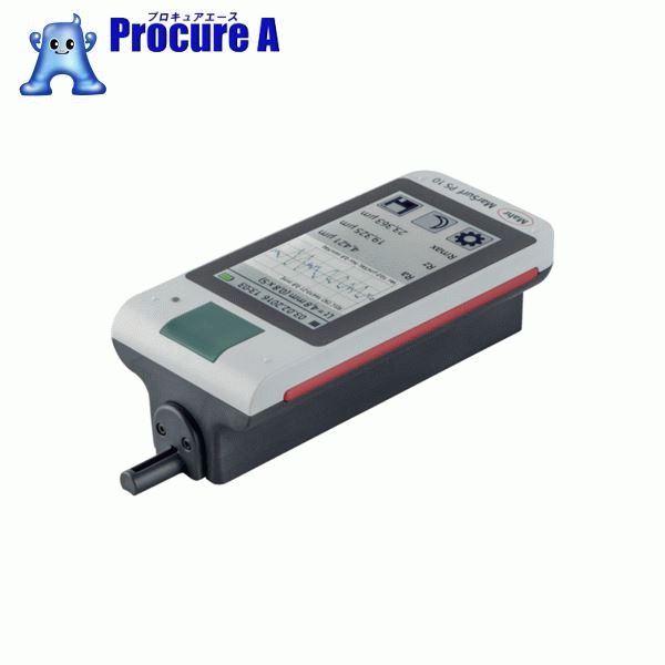 マール ポータブル型表面粗さ測定機(6910230) PS10-SET ▼835-4812 マール・ジャパン(株)
