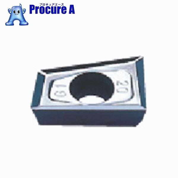 三菱 P級超硬カッター用ポジチップ 超硬 QOGT2062R-G1 HTI10 10個▼248-1626 三菱マテリアル(株) MITSUBISHI