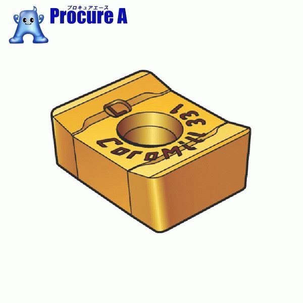 サンドビック コロミル331用チップ 1030 COAT R331.1A-145015H-WL 1030 10個▼600-8844 サンドビック(株)コロマントカンパニー