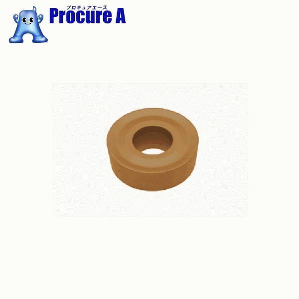 タンガロイ 旋削用M級ポジTACチップ COAT RCMM1003M0-61 T9115 10個▼701-5623 (株)タンガロイ