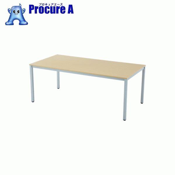 アールエフヤマカワ ミーティングテーブル W1800xD900 RFMT-1890NN ▼819-5180 アール・エフ・ヤマカワ(株)