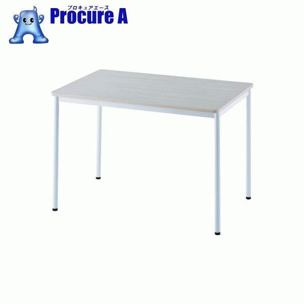 アールエフヤマカワ RFシンプルテーブル W1000×D700 ナチュラル RFSPT-1070NA ▼819-5192 アール・エフ・ヤマカワ(株)