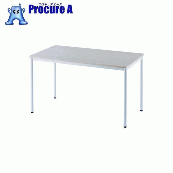 アールエフヤマカワ RFシンプルテーブル W1200×D700 ナチュラル RFSPT-1270NA ▼819-5198 アール・エフ・ヤマカワ(株)