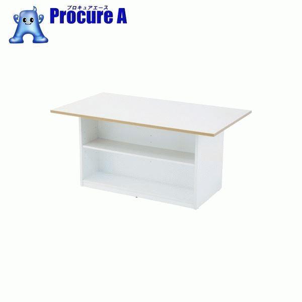 アールエフヤマカワ ストレージテーブル W1600×D900 RFSGD-1690 ▼819-5213 アール・エフ・ヤマカワ(株)