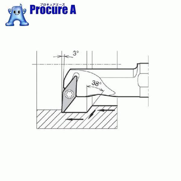 京セラ 内径加工用ホルダ S12M-SVUCR08-16A ▼648-8498 京セラ(株)