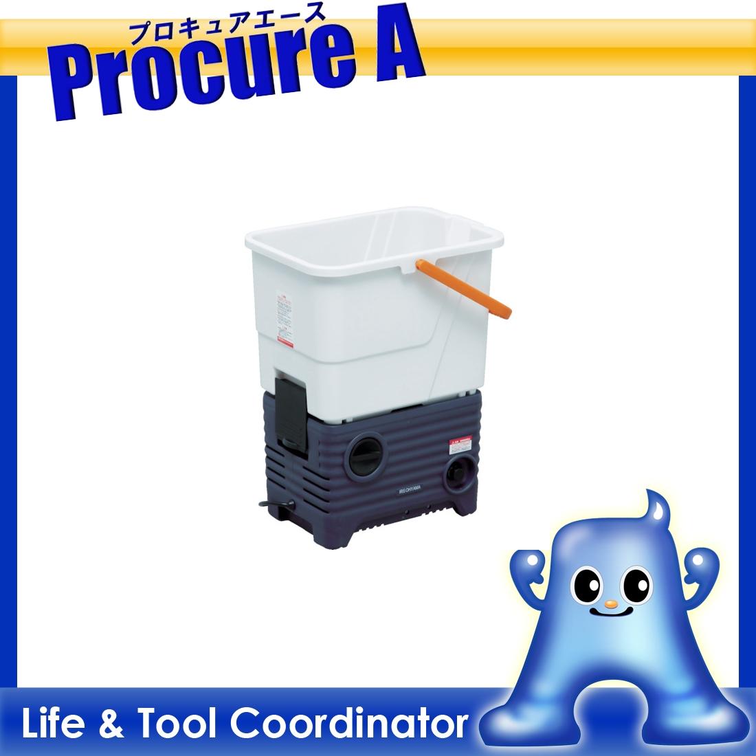 IRIS タンク式高圧洗浄機 SBT-512 SBT-512 ▼471-6523 アイリスオーヤマ(株)
