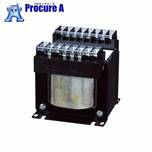 豊澄電源 SD21シリーズ 200V対100Vの絶縁トランス 200VA SD21-200A2 ▼475-6134 豊澄電源機器(株)