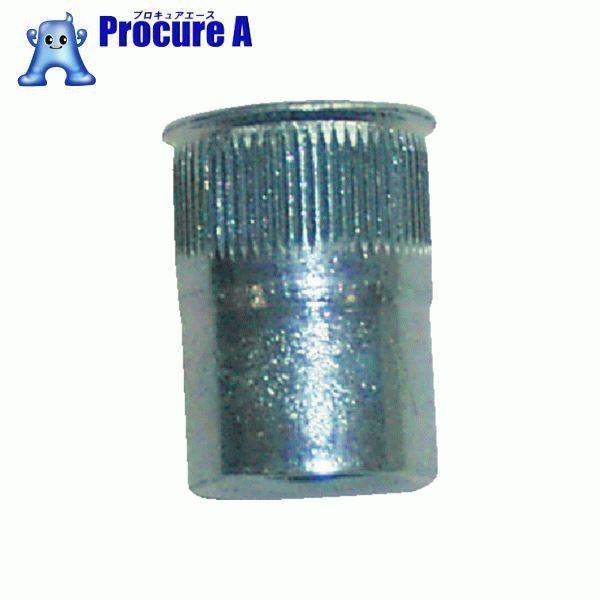 POP ポップナットローレットタイプスモールフランジ(M6) (1000個入) SFH-640-SF RLT ▼295-2467 ポップリベットファスナー(株)POP
