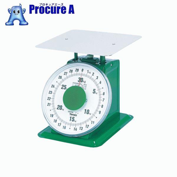 ヤマト 大型上皿はかり SDX-30(30kg) SDX-30 ▼824-7935 大和製衡(株)