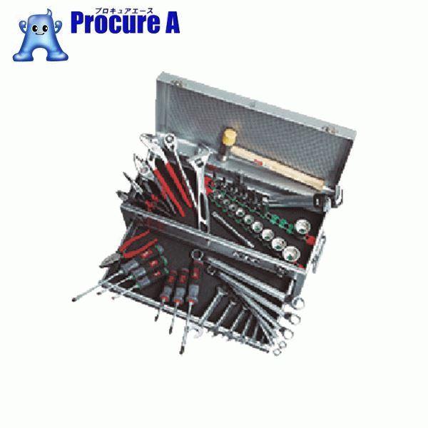 KTC 工具セット(チェストタイプ:一般機械整備向) SK4520MXS ▼859-4196 京都機械工具(株)