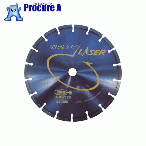 エビ ダイヤモンドホイール レーザー(乾式) 304mm 穴径25.4mm SL30525.4 ▼123-9431 (株)ロブテックス