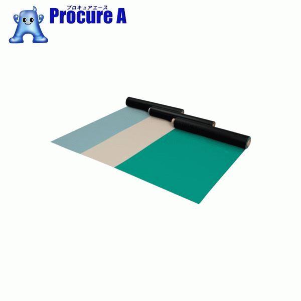 アキレス 導電性テーブルマット PFカラーセイデンマットグレー SKY-50-GY ▼455-7361 アキレス(株) 【代引決済不可】