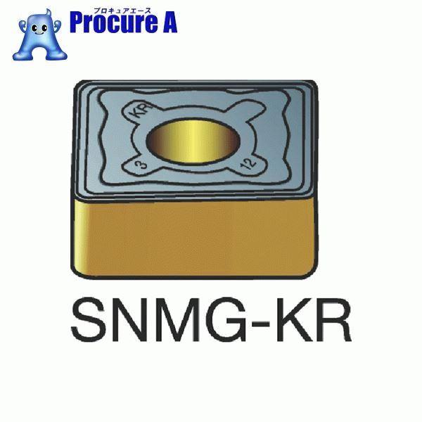 サンドビック T-Max P 旋削用ネガ・チップ 3210 COAT SNMG 19 06 16-KR 3210 10個▼695-1252 サンドビック(株)コロマントカンパニー
