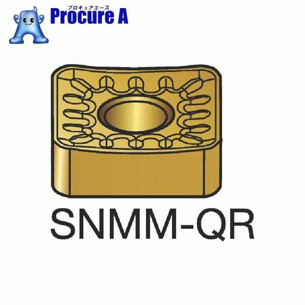 サンドビック T-Max P 旋削用ネガ・チップ 4235 COAT SNMM120408-QR 4235 10個▼334-6307 サンドビック(株)コロマントカンパニー
