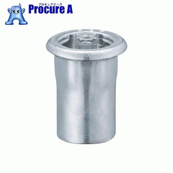 POP ポップブラインドナットヘキサタイプ平頭(M6) (1000個入) SPH-625-HEX ▼441-8620 ポップリベットファスナー(株)POP
