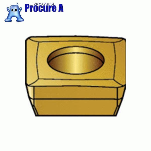 サンドビック U-Max面取りエンドミル用チップ 4030 COAT SPMT 12 04 08-WH 4030 10個▼605-7209 サンドビック(株)コロマントカンパニー