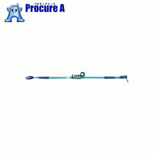 allsafe ラッシングベルト ステンレス製ラチェット式しぼり仕様重荷重 SR5I16 ▼763-5826 オールセーフ(株)
