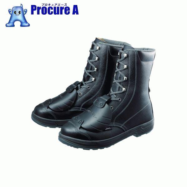 シモン 安全靴甲プロ付 長編上靴 SS33D-6 26.0cm SS33D-6-26.0 ▼435-1550 (株)シモン