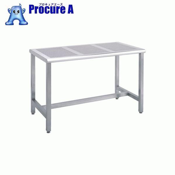 キャニオン ステンレスワークテーブル 1800×600×740mm SWT5-618 ▼458-3078 (株)キャニオン 【代引決済不可】【送料都度見積】