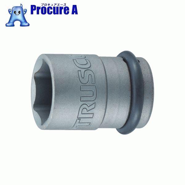 TRUSCO インパクト用ソケット(差込角25.4)対辺80mm T8-80A ▼419-9600 トラスコ中山(株)