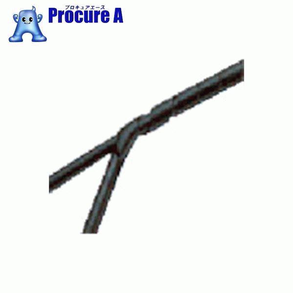 パンドウイット スパイラルラッピング ポリエチレン 耐候性黒 T75F-C0 ▼731-1524 パンドウイットコーポレーション