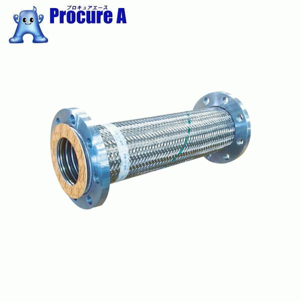 トーフレ フランジ無溶接型フレキ 10K SS400 150AX800L TF-23150-800 ▼440-4459 トーフレ(株)