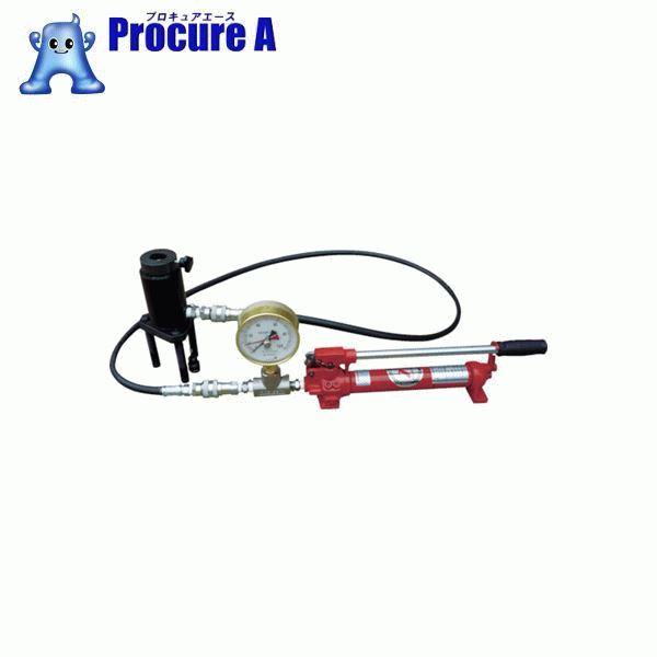 TRUST 油圧式アンカー引張試験機 TI-10 ▼481-2212 (株)トラスト 【代引決済不可】