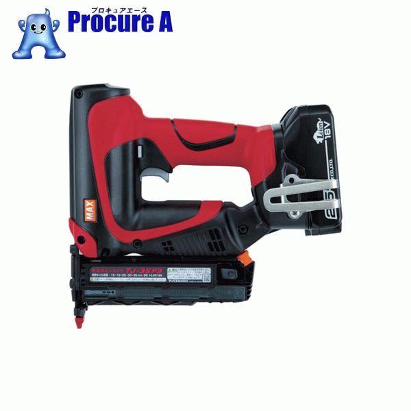 MAX 18V充電ピンネイラセット(2.5AH) TJ-35P3-BC/1825A ▼835-4585 マックス(株)
