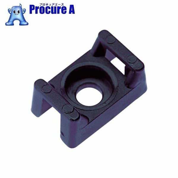 パンドウイット タイマウント 耐熱性黒 (1000個入) TM2S6-M30 ▼403-8673 パンドウイットコーポレーション