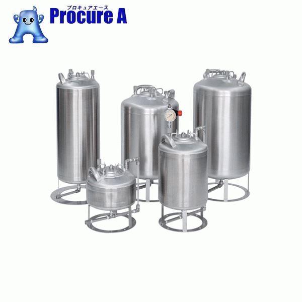 ユニコントロールズ ステンレス加圧容器 容量10L TM10B ▼467-5878 ユニコントロールズ(株) 【代引決済不可】