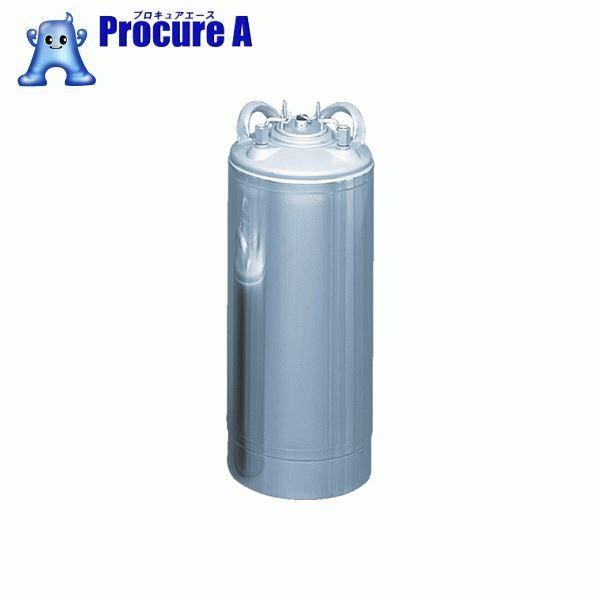 ユニコントロールズ ステンレス加圧容器 容量18L TM18SRV ▼467-5894 ユニコントロールズ(株) 【代引決済不可】