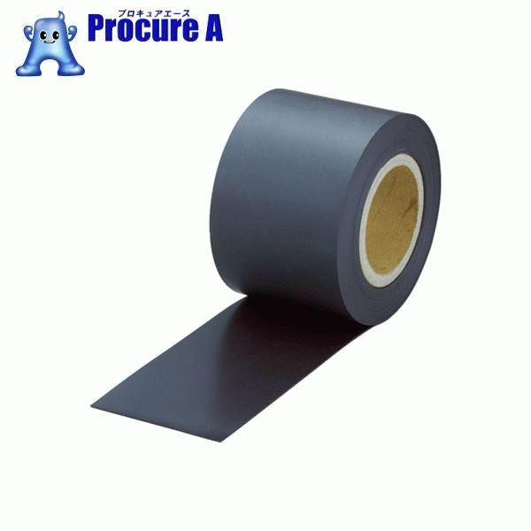 TRUSCO マグネットロール 糊なし t1.0mmX巾100mmX10m TMG1-100-10 ▼415-8351 トラスコ中山(株)